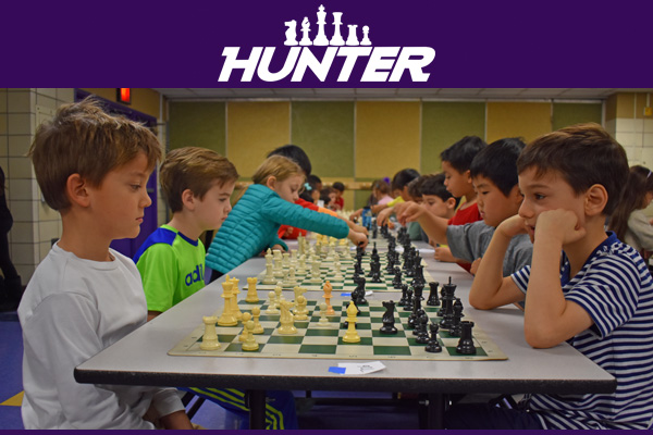 Hunter Chess Tournament