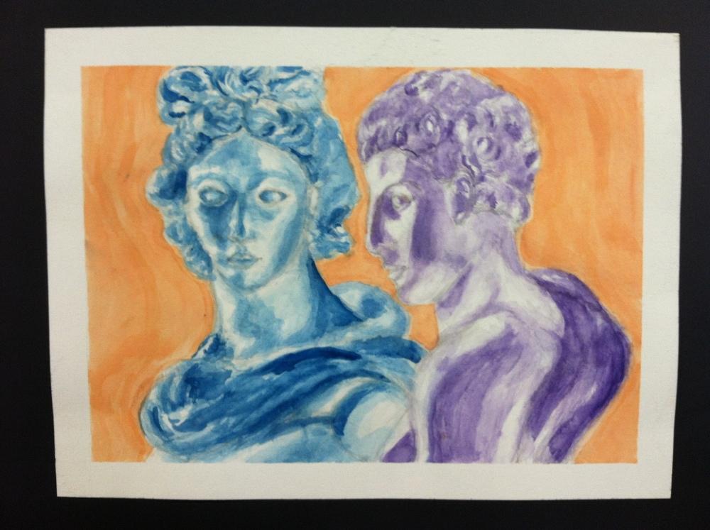 Arts in Action VAP Studio Art and Portfolio Development Program (Teens 11  - 18) - Thursday