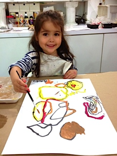 Arts in Action VAP Visual Art After School Program (Ages 3-5) - Tuesday