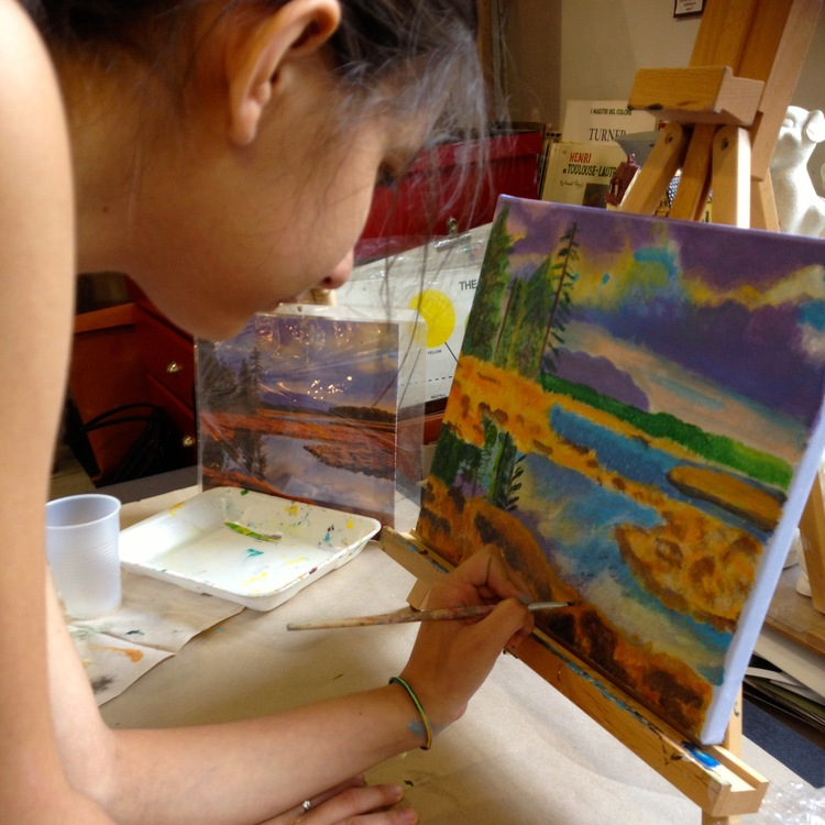 Arts in Action VAP Visual Art After School Program (Ages 5-10) - Saturday