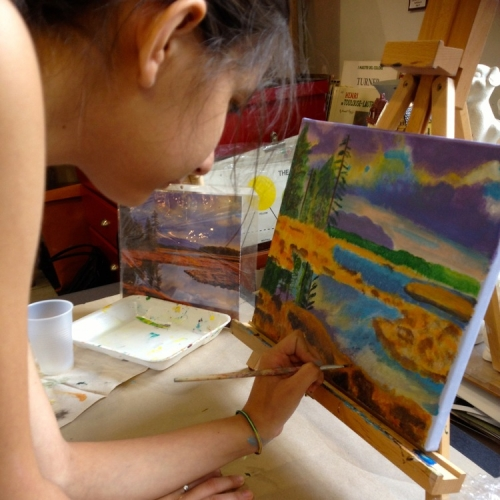 Arts in Action VAP Visual Art After School Program (Ages 5-12) - Saturday