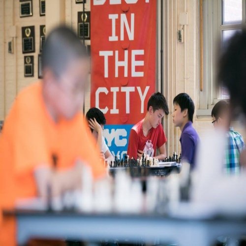 2018 NYC Mayor's Cup Chess Championships