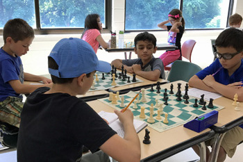 NSCF Summer Chess Camp - Hartsdale