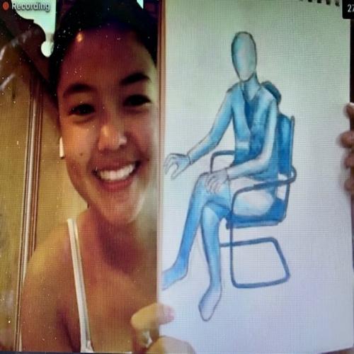 SPRING 2021 Arts in Action VAP Studio Art and Portfolio Development Program (Teens 11  - 18) - Wednesday
