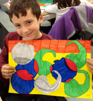 Arts in Action VAP Visual Art After School Program (Ages 4-6) - Wednesday