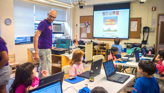 Coding With Scratch (Grades 4-8)