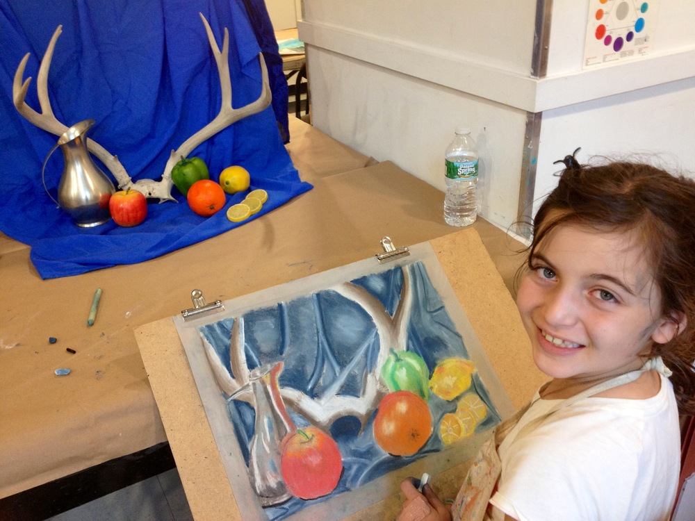 Arts In Action VAP Visual Art After School Program (Ages 7 - 12) - Thursday