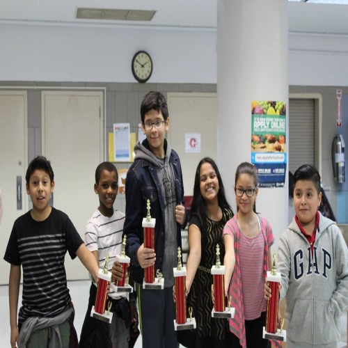 2018 CIS Columbus Day Chess Tournament at PS 11M - Monday, October 8, 2018
